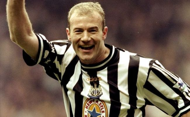 Eight Of Super Alan Shearer S Best Goals For Newcastle