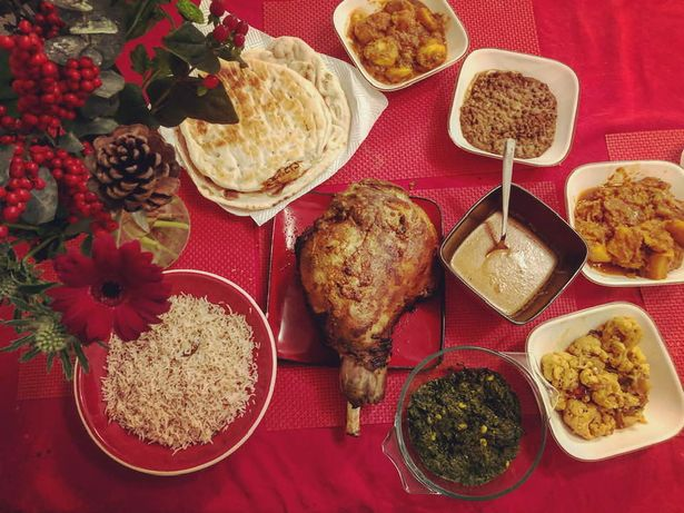Aktar at Home curries
