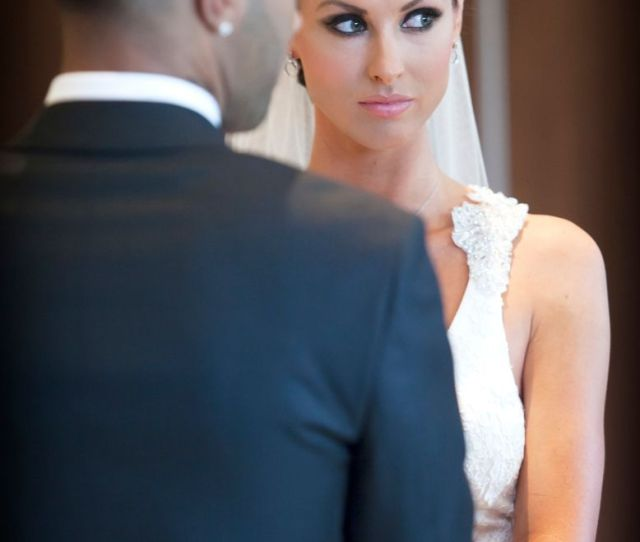 Jermaine Pennant And Alice Goodwins Wedding Day