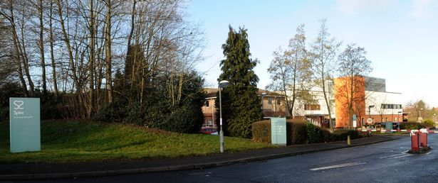 The Spire Parkway Hospital in Solihull