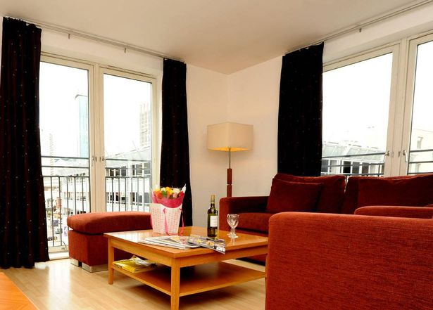 Apartments For A Stunning And Stylish Stay In Birmingham