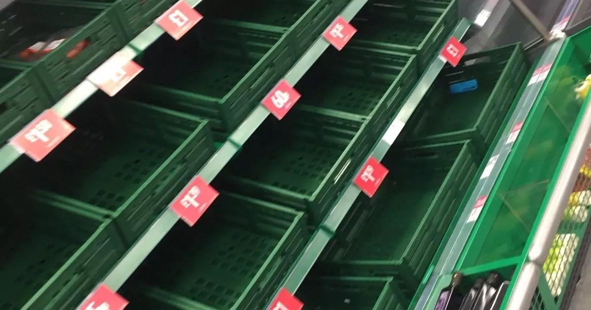 LIVE: Coronavirus updates from supermarkets in Bristol as stores ...
