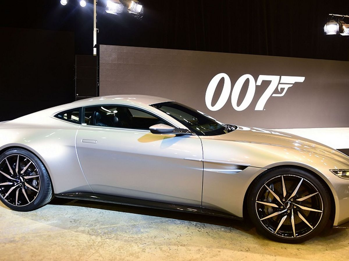 Only 10 were built, only two. Aston Martin And James Bond Two Brands Inextricably Linked Business Live