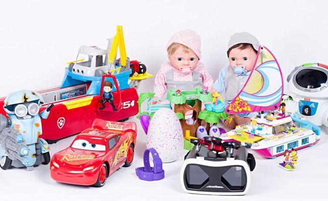 Argos Releases Its Predictions For The Most Coveted Toys