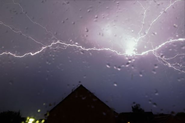 stunning photos of thunder