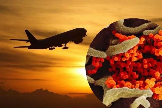 Coronavirus latest: Full list of flights cancelled as crisis hits ...