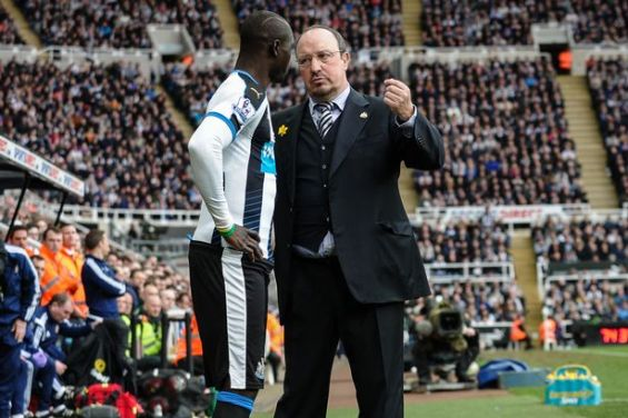 Image result for benitez newcastle relegation
