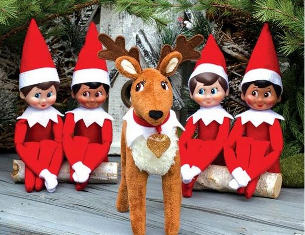 150 Elf On The Shelf Style Ideas To Help Add Magic To