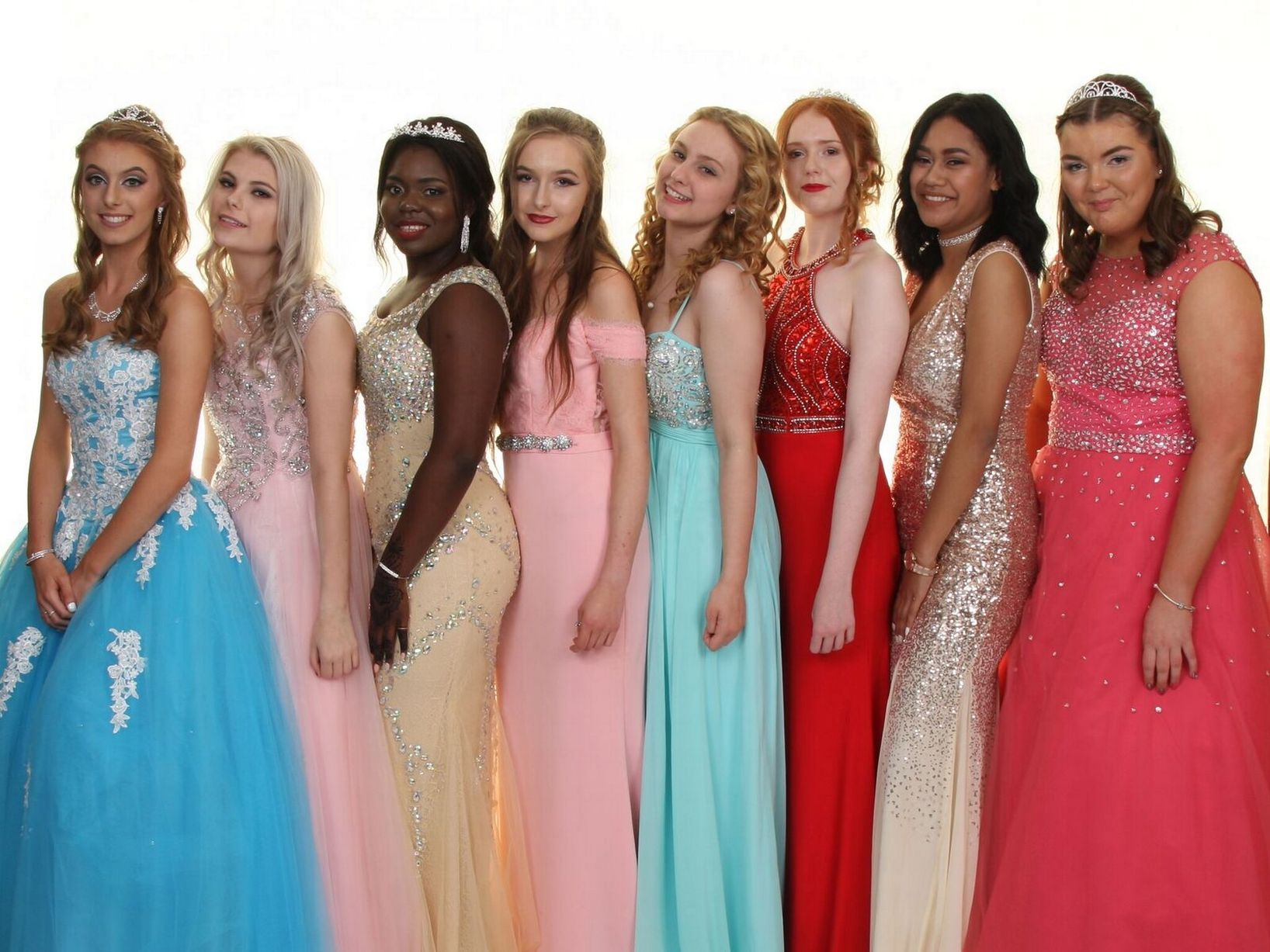Gorgeous Prom Photos From George Stephenson High School In