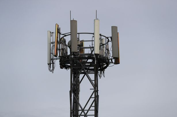5G mobile data trials