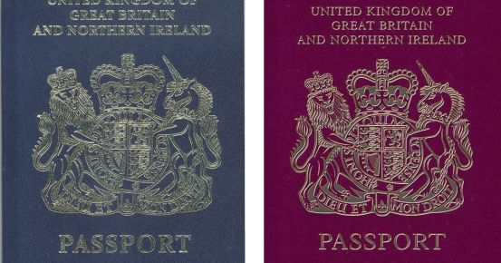 Brexit: Είναι έγκυρο το διαβατήριό μου στην ΕΕ για ταξίδια στην Ευρώπη;  Όρια εισόδου, βίζας και αφορολόγητων ειδών