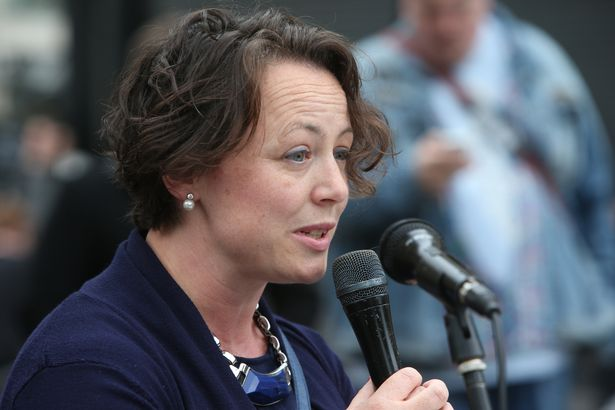 MP Catherine McKinnell