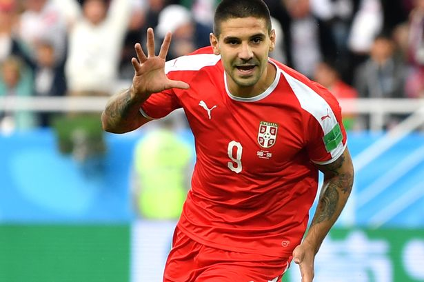 Serbia lose but Aleksandar Mitrovic shines on World Cup stage - much to  Newcastle United's delight - Chronicle Live