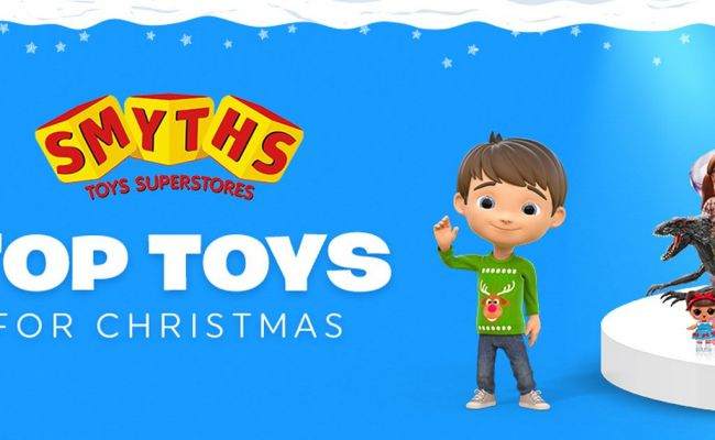 Smyths Toys Reveals Its Top Toys For Christmas 2018