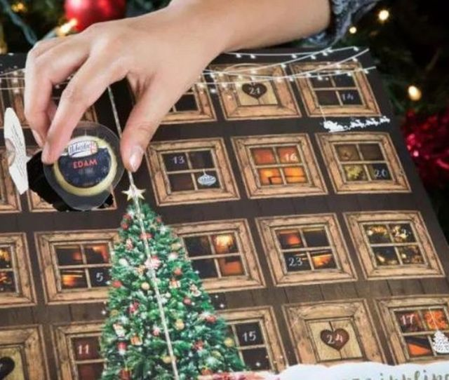 Sainsburys And Asda To Sell A  Day Cheese Advent Calendar This Christmas Chronicle Live