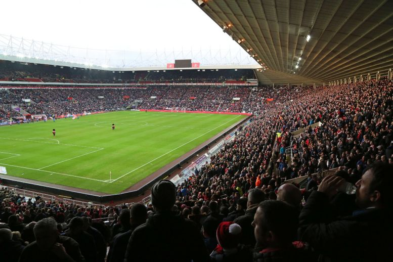Sunderland's attendance of 46,000 against Bradford on Boxing Day 2019 shows that not all clubs have comparable resources