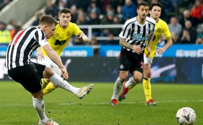 Newcastle 1 1 Blackburn Rovers Recap United Face Replay