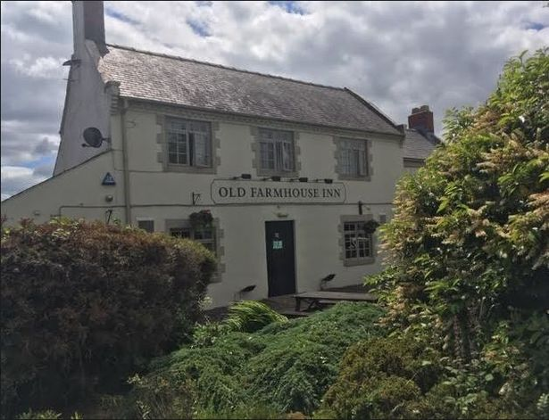 The Old Farmhouse Inn At Middleton St George Has Long Been