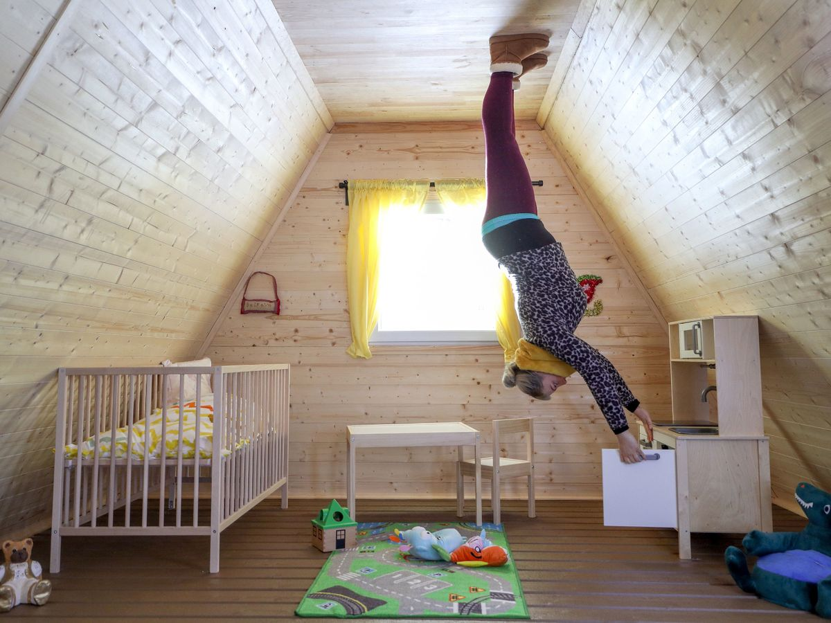 Upside Down House Coming To Shopping Centres Around The Uk Business Live