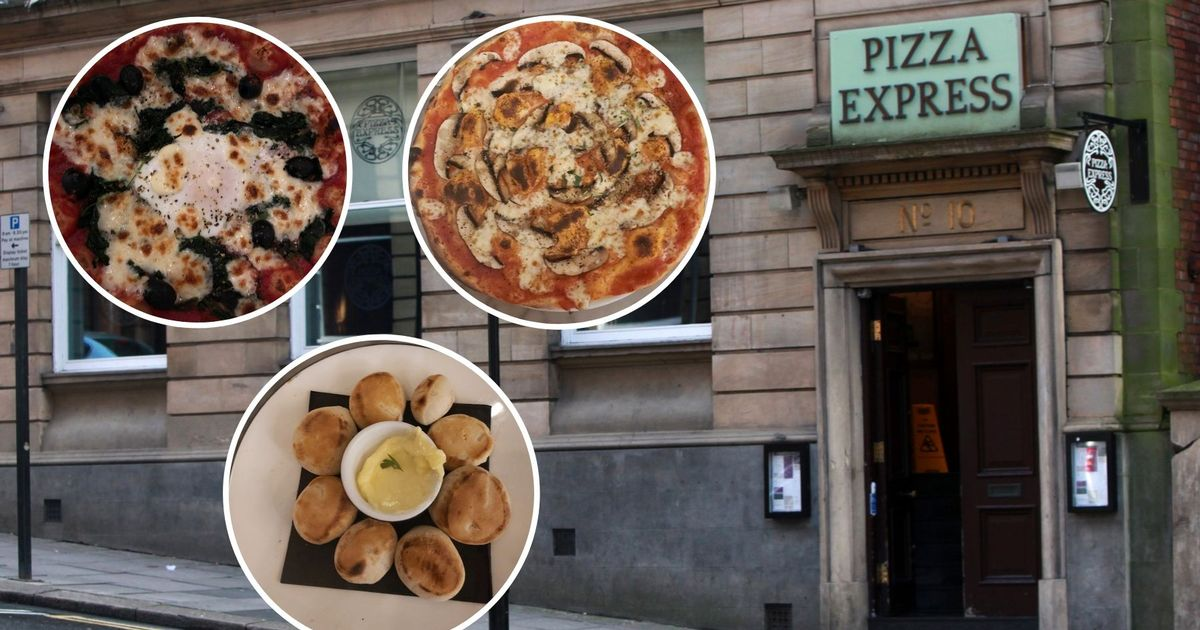 We review Pizza Express in Newcastle - the chain is under threat but is it obvious why? - Simon Meechan - Chronicle Live