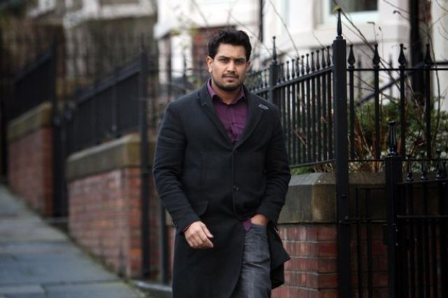 Dipu Ahad Labour Councillor for Newcastle