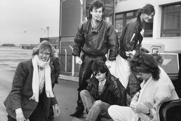 When Duran Duran Came To Newcastle In Their 1980s Hey Day