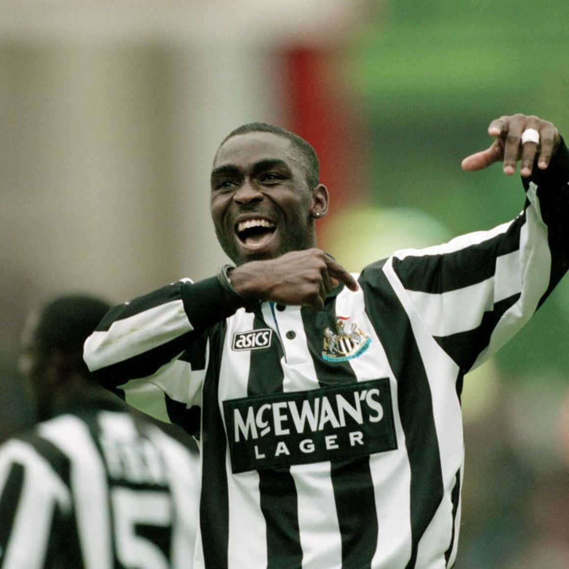 Andy Cole reveals who actually sold Newcastle to him and why he left full trolley in supermarket - Chronicle Live