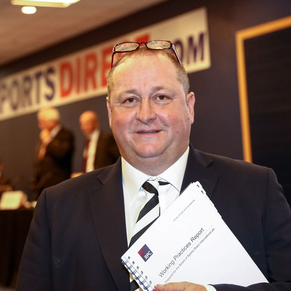 Mike ashley is a prominent businessman and founder of sports direct. Newcastle United Cleared By Hmrc Over Tax Investigation As Mike Ashley Releases Takeover Statement Chronicle Live