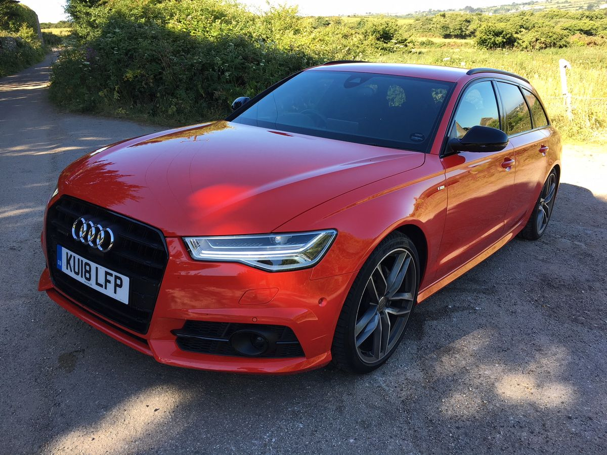 hight resolution of audi a6 avant review a seriously complete car