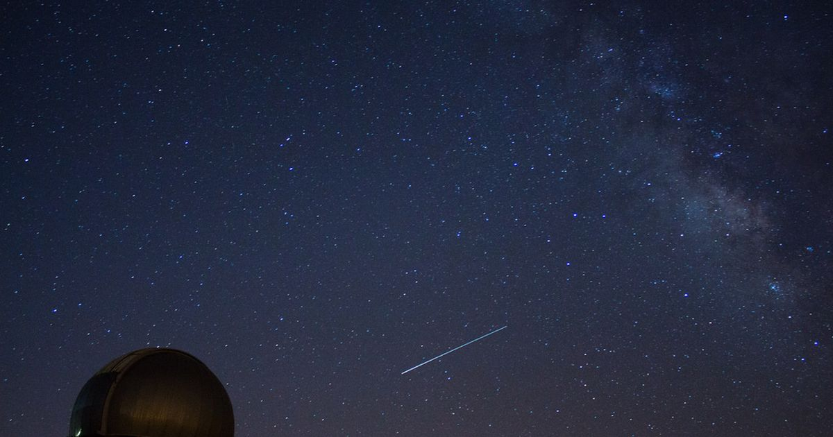 Lyrid meteor shower could bring display of up to 100