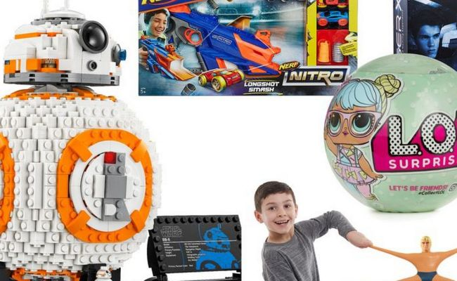 These Are The 12 Most Wanted Christmas Toys This Year