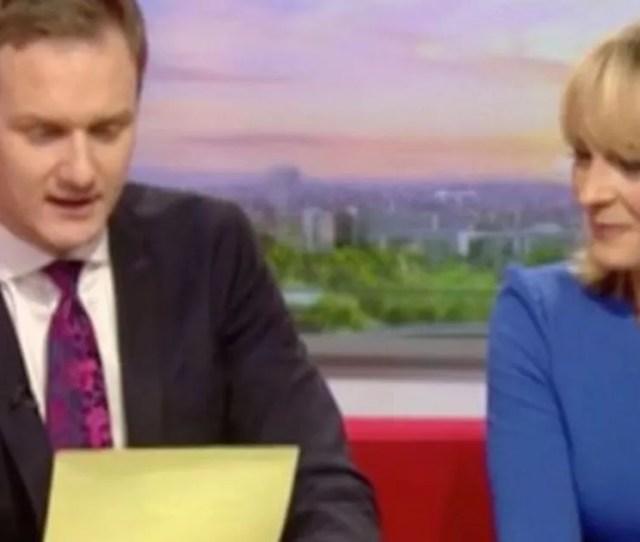 When Bbc Breakfast News Presenter Louise Minchin Disappeared Mid Broadcast Birmingham Live