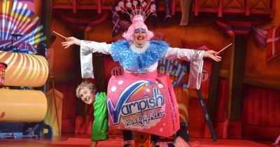 Review: Aladdin at Coventry's Belgrade Theatre - Catherine ...