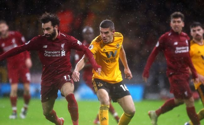 Wolves Vs Liverpool Recap And Reaction Reds Claim