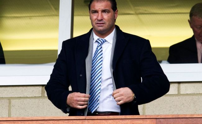 Rangers Legend Lorenzo Amoruso Makes Bold Claim On How