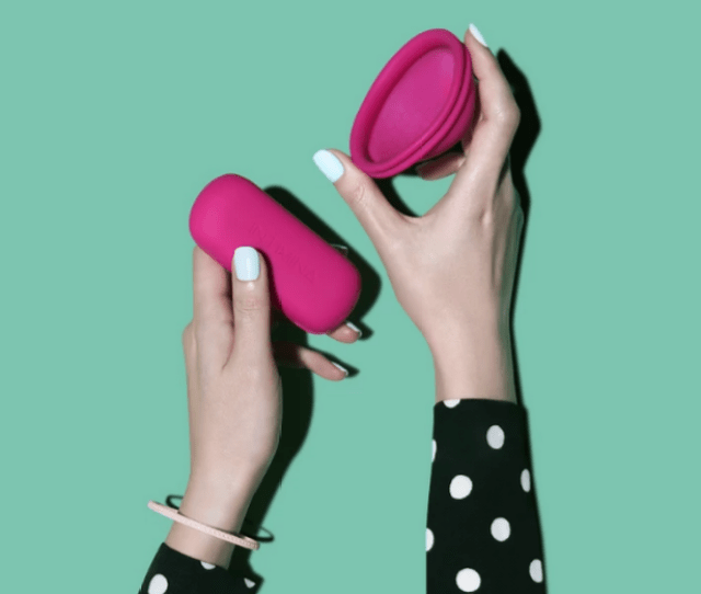 The Menstrual Cup Lets You Have Sex On Your Period Without The Clean Up