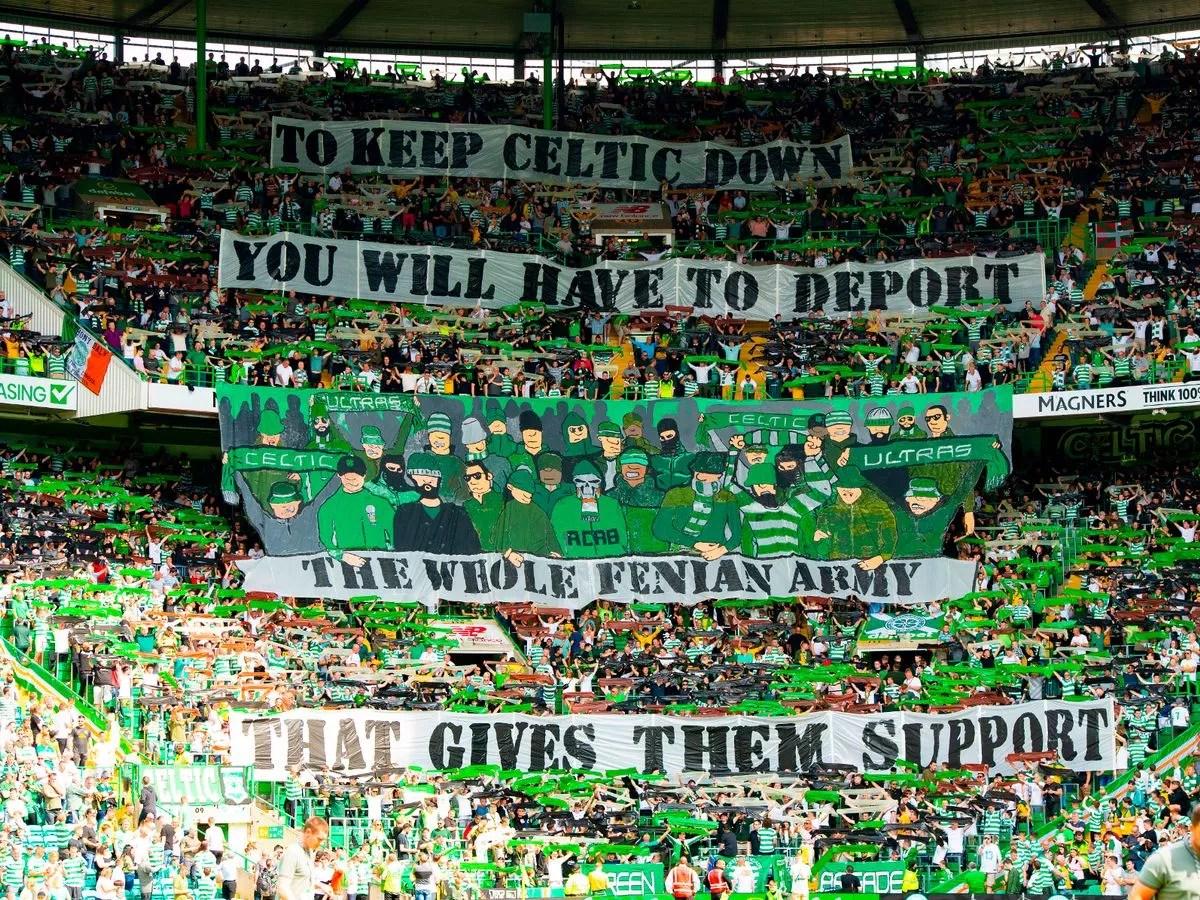 green brigade unveil fenian