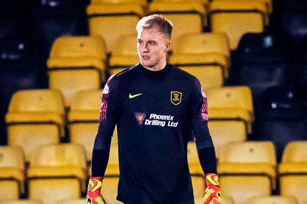Robby McCrorie details his Rangers No.1 plans as he opens up on whirlwind  Livingston move - Daily Record