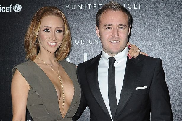 Alan and Lucy-Jo had a rollercoaster relationship over a number of years