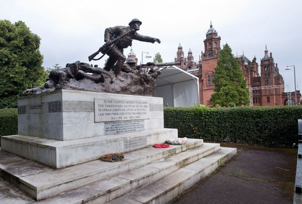 In Glasgow' World War 1 Memorials - Daily Record