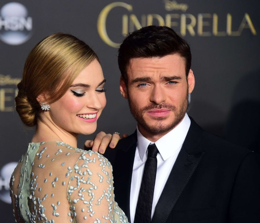 Premiere of Disney's Cinderella in LA - Daily Record