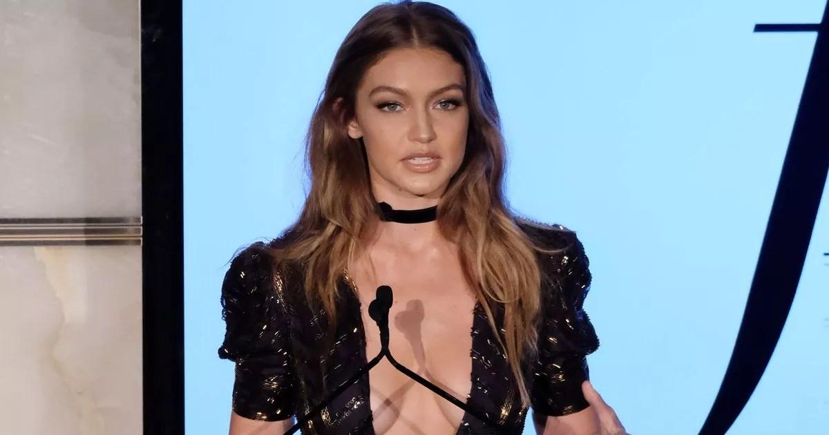 Gigi Hadid Images Nip