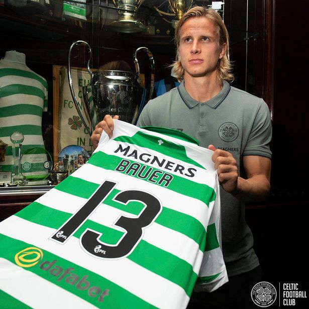 the two players celtic