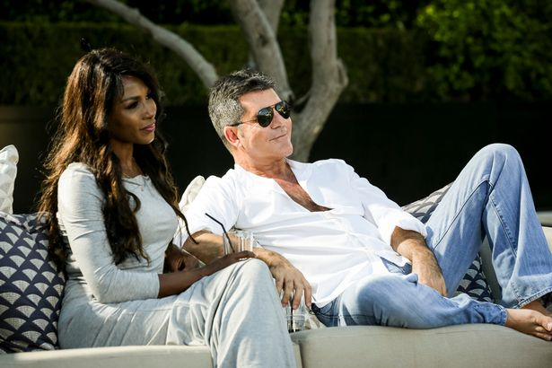 Simon and Sinitta were an item for just one year before it all ended