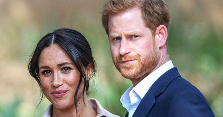 Meghan and Harry's home a 'drone heaven' and stalkers may 'catch intimate snaps'