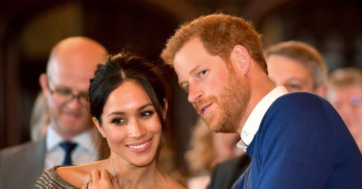 Meghan and Harry told to install 'drone cameras' to stop sick stalkers