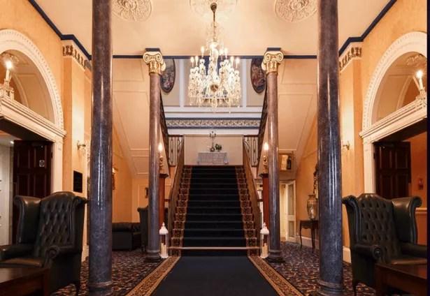 The Shringley Hall Hotel