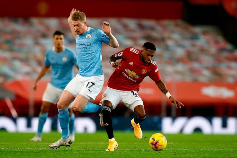 Man Utd 0-0 Man City: Five talking points as both sides settle for draw in  quiet derby - Mirror Online