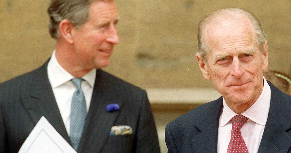Prince Philip spent his final weeks preparing son Charles for taking over his role
