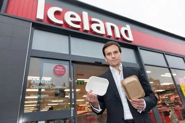 Richard Walker, Iceland boss